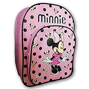 51u3eWgU1 L. SS300  - Disney Minnie Mouse - Mochila, color rosa y negro