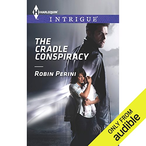 The Cradle Conspiracy audiobook cover art