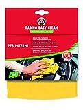 My Car, Easy Clean Panno Interni, in Microfibra, Cattura la Polvere Più Fastidiosa all'Interno dell'Auto, Uso a Secco e con Detergenti Specifici