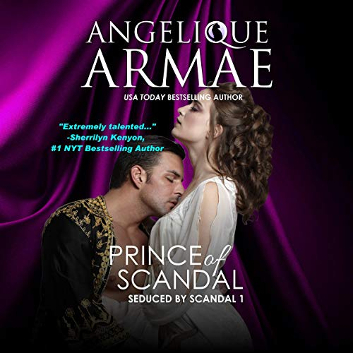 Couverture de Prince of Scandal