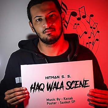 Haq Wala Scene