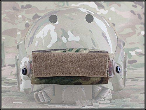airsoft bolsa táctica accesorio de casco bolsa Multicam MC
