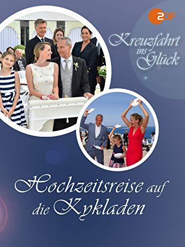 Kreuzfahrt ins Glück - Hochzeitsreise auf die Kykladen