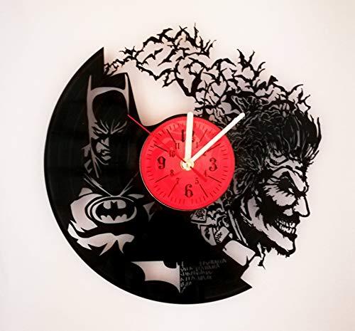 relojes con discos de vinilo fabricante Geeks Stuff