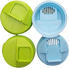 BESTONZON 12Pcs Soda Pop Tops Can Lid Covers Soda Beverage Can Lid Cover Protector Easy Clip on Caps Lid Seal Opening (Mixed Color)