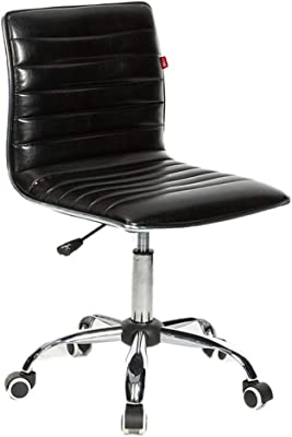 Amazon Com Flash Furniture Low Back Designer Armless