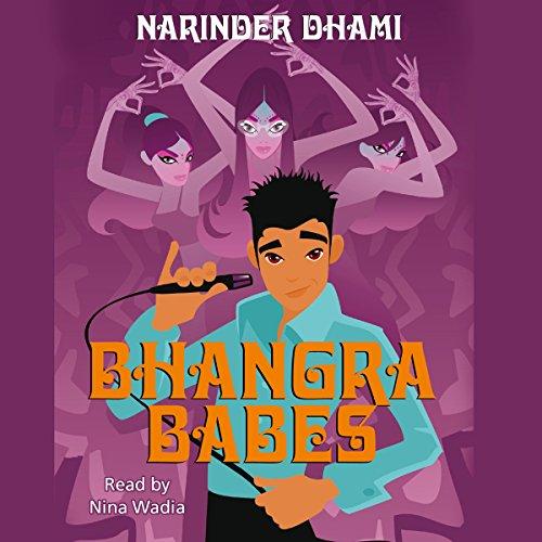 Bhangra Babes audiobook cover art