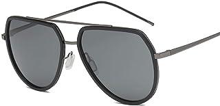FRGTHYJ - FRGTHYJ Gafas de Sol polarizadas Hombres Gafas de Sol polarizadas Gafas de conducción Gafas clásicas clásicas de Estilo Simple P2