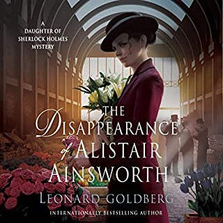 The Disappearance of Alistair Ainsworth audiobook cover art