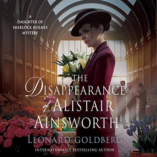 Couverture de The Disappearance of Alistair Ainsworth