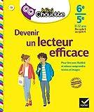 Mini Chouette Devenir un lecteur efficace 6e/5e - Cahier de soutien en français (du cycle 3 au cycle 4)