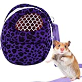 HEEPDD Hamster Accessoire, Sac Cage Transport Hamster Transport...