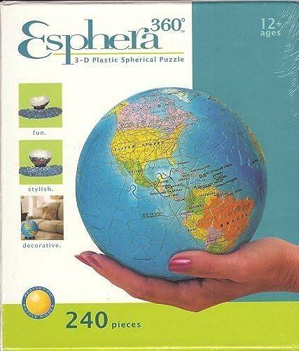 Esphera 360 3-D Plastic Spherical Puzzle by Rosa Art