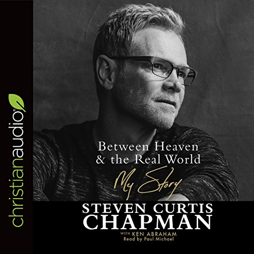 Between Heaven & the Real World audiobook cover art