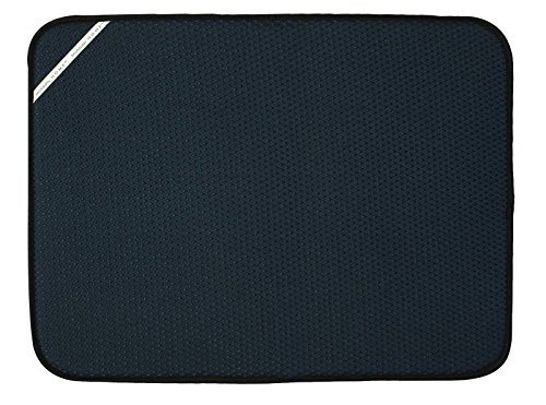 Envision Home, Mat Dish Drying XL Black