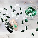 Nail Art Sequins Star para joyería para salón(6 colors)