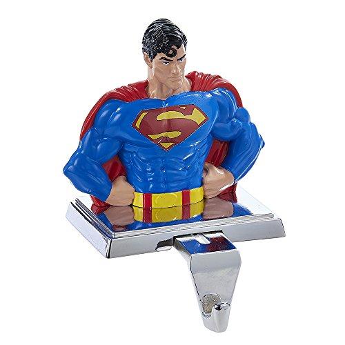Kurt Adler Superman Stocking Holder