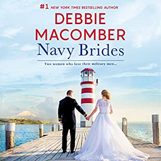 Navy Brides audiobook cover art