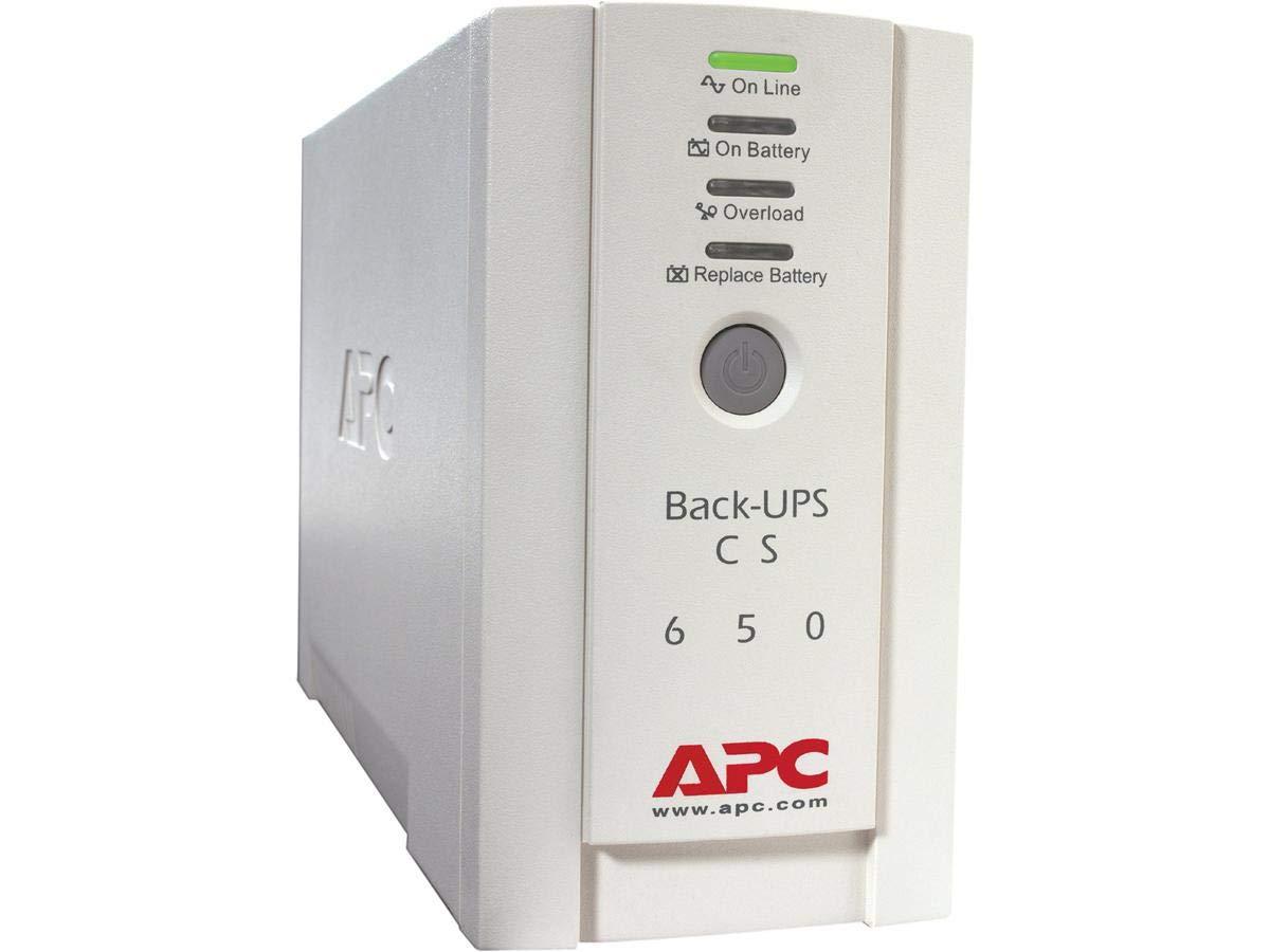 230/V /Unterbrechungsfreie Stromversorgung UPS APC BK650EI/ 650/VA wei/ß