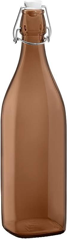 Bormioli Rocco Swing Brown 33 75 Ounce Glass Bottle