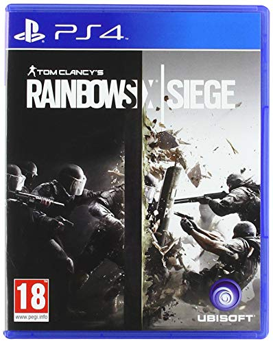 Tom Clancy's Rainbow Six: Siege (PS4)