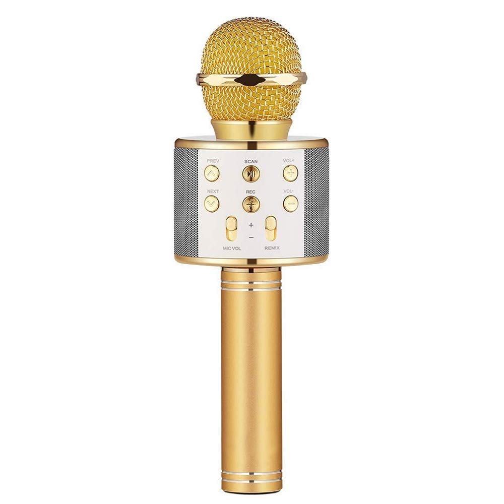 Fricon Portable Bluetooth Wireless Microphone