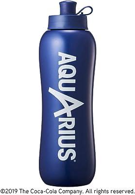 アクエリアス スクイズボトル 1.0L ブルー