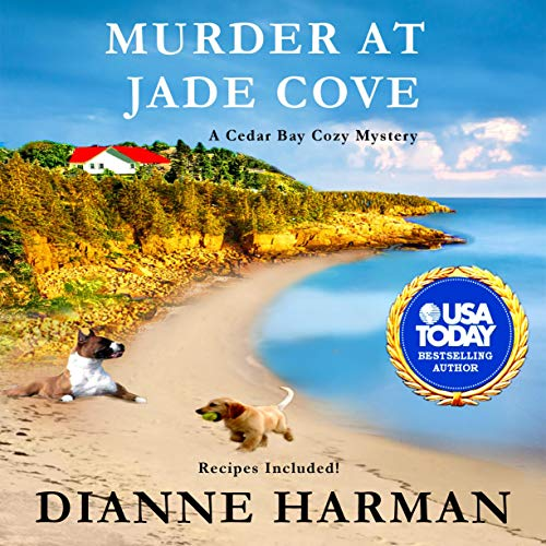 Murder at Jade Cove  By  cover art