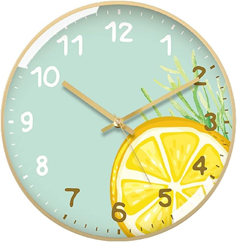 Wall Clock Over item handling Creative Fashion Battery-P Silent Quartz High quality Simple