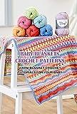 Baby Blankets Crochet Patterns: Warm Blanket Crochet Tutorials for Your Baby: Baby Blanket Crochet Instructions