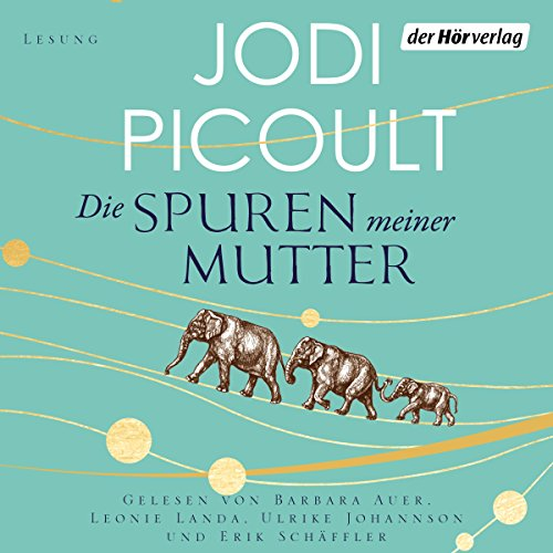 Die Spuren meiner Mutter audiobook cover art