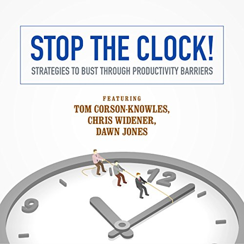Stop the Clock! Titelbild