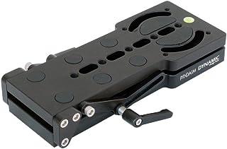 PROAIM Dynamic Wedge Tilt Levelling Plate | Adjustable Camera Plate for Tripod Slider DSLR Video Gear Head (P-MWP-D)