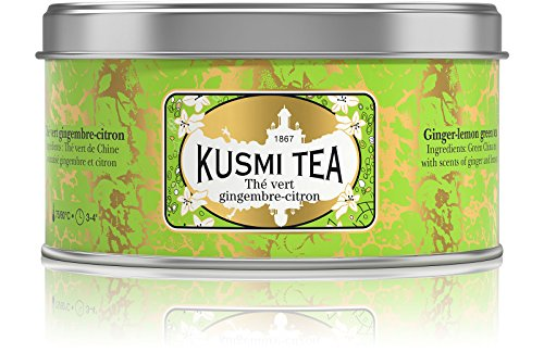 Kusmi Tea - Grüner Tee mit Ingwer-Zitrone-Geschmack