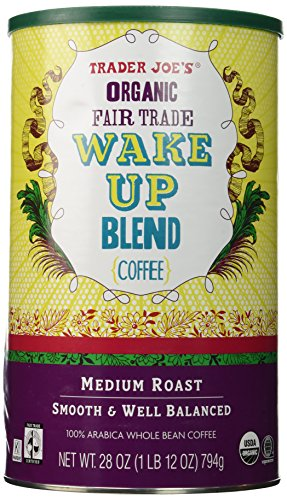 Trader Joe's Organic Fair Trade Wake Up Blend