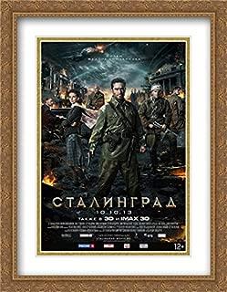Stalingrad 28x36 Double Matted Large Large Gold Ornate Framed Movie Poster Art Print