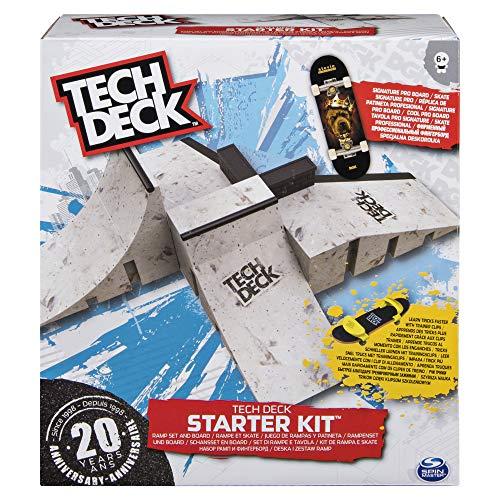 Tech Deck–Starter Kit (Bizak 61929862)