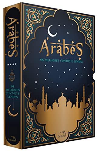 Box Árabes: Os melhores contos e lendas + Pôster, Marcadores e Cards