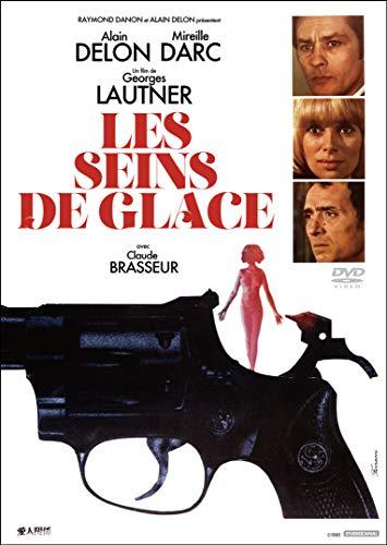 Alain Delon - Les Seins De Glace [Edizione: Giappone] [Italia] [DVD]