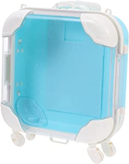 Beaupretty Caixa De Embalagem de Plástico Da Pestana Design Vazio Caso Caixa Quadrada Caixa de Cílios Falsos Lash Cílios P...
