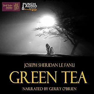 Green Tea audiobook cover art