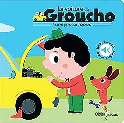 Livre sur le route La Voiture de Groucho