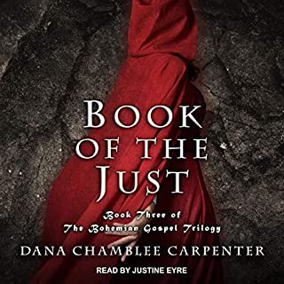 Book of the Just audiobook cover art