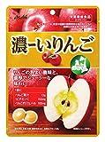 アサヒグループ食品 濃ーいりんご 88g×6袋