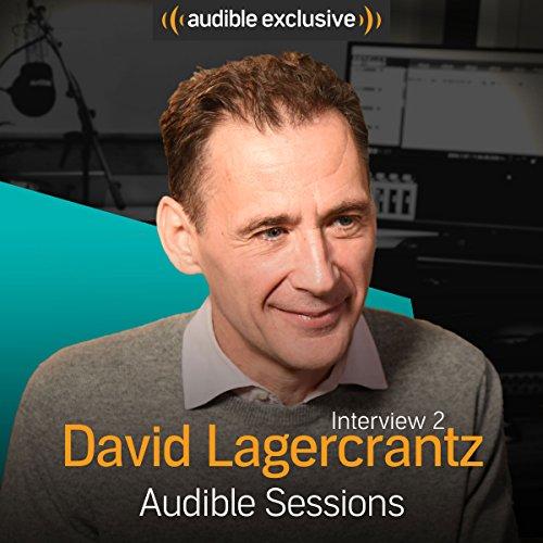 David Lagercrantz - September 2017 Titelbild