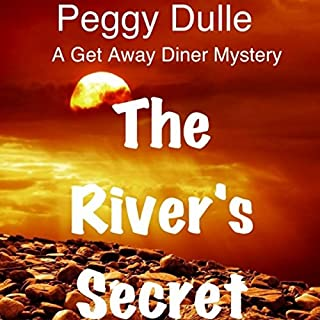 The River's Secret audiobook cover art