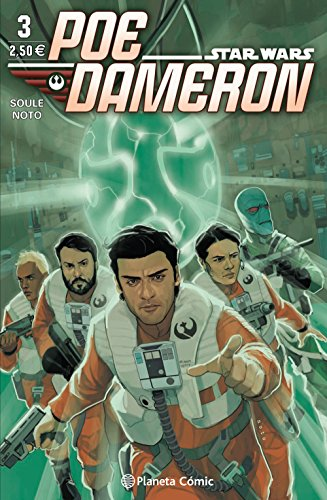 Star Wars Poe Dameron nº 03 (Star Wars: Cómics Grapa Marvel)