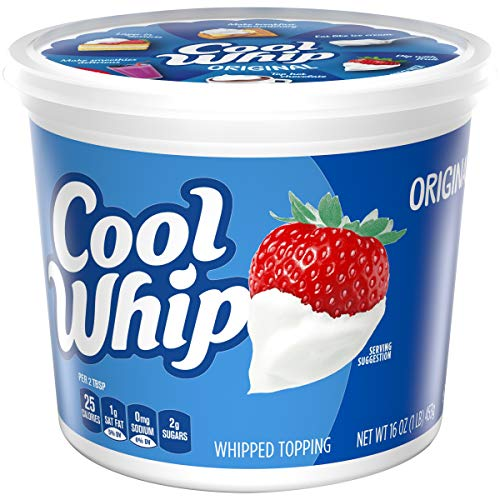 Cool Whip Original Whipped Topping (16 oz Tub)