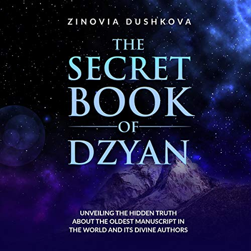 The Secret Book of Dzyan audiobook cover art
