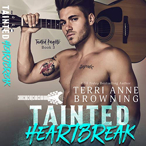 Tainted Heartbreak audiobook cover art